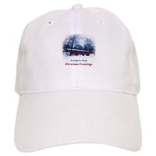 Christmas Crossings Baseball Cap