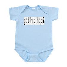 got hip hop? Onesie