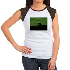 Charles Wright Women's Cap Sleeve T-Shirt