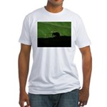 Charles Wright Fitted T-Shirt