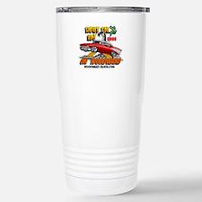 Lite Em Up - Stainless Steel Travel Mug