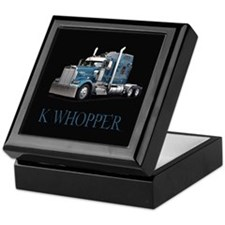K Whopper Keepsake Box