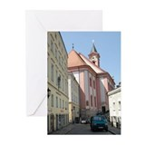 Passau germany Greeting Cards (10 Pack)