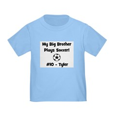 Big Brother Soccer #10Tyler T
