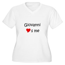 Funny Giovanni T-Shirt