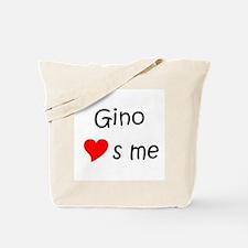 Cool Gino Tote Bag