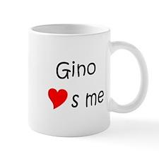 Unique Gino Mug