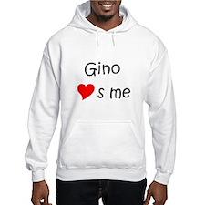 Cute Gino Hoodie