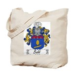 Baldi Family Crest Tote Bag