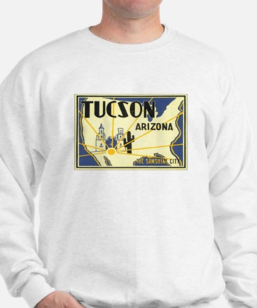 Tucson Arizona AZ Sweatshirt