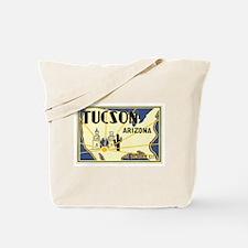 Tucson Arizona AZ Tote Bag