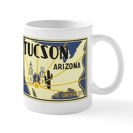 Tucson Arizona AZ Mug