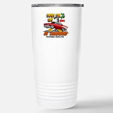 Cute Woodward Travel Mug