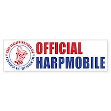 Harp Schleppers Local 412 Bumper Bumper Stickers