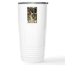 Africa Elephant Travel Coffee Mug