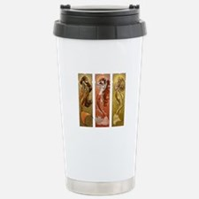 Mermaids Nouveau Travel Mug