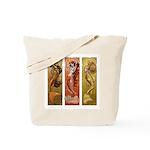 Mermaids Nouveau Tote Bag