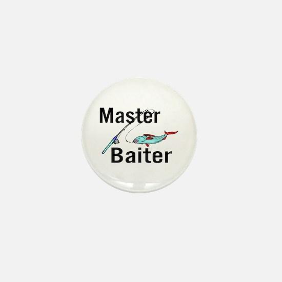 Master Baiter Mini Button