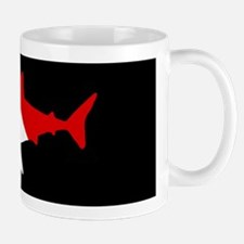 Diving Flag: Shark Mug