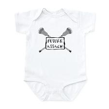 Lacrosse Future Attack Infant Bodysuit