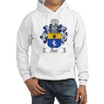 Bassi Family Crest Hooded Sweatshirt