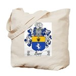 Bassi Family Crest Tote Bag