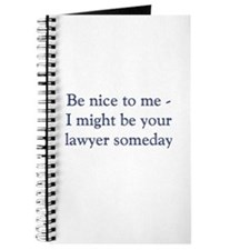 Lawyer Someday Journal