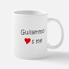 Funny Guillermo name Mug