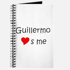 Unique Guillermo Journal