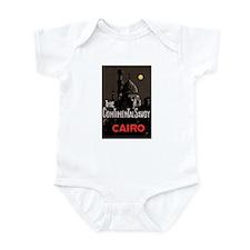 Cairo Egypt Infant Bodysuit