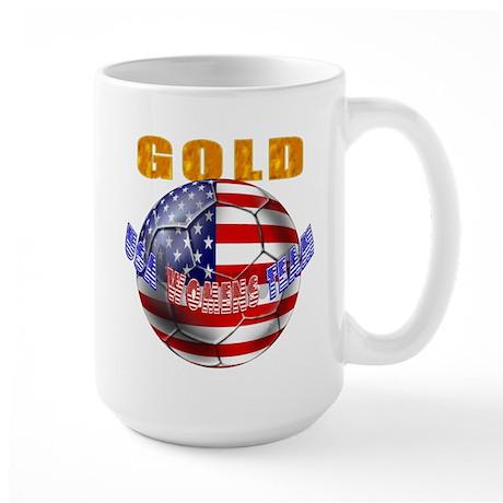United States Soccer Large Mug