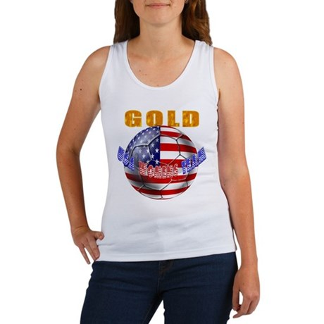 United States Soccer Women's Tank Top