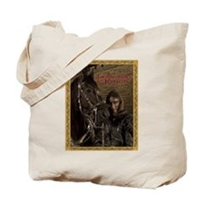 Cute Knight horse Tote Bag