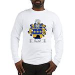Bertoli Family Crest Long Sleeve T-Shirt