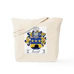Bertoli Family Crest Tote Bag