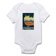 Palestine Holy Land Infant Bodysuit