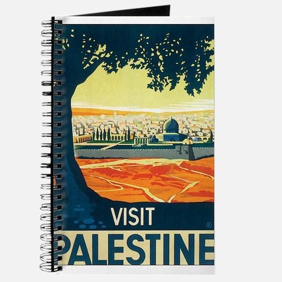 Palestine Holy Land Journal