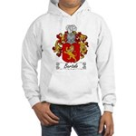 Bertolo Family Crest Hooded Sweatshirt