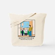 Tyrannomissionary Tote Bag