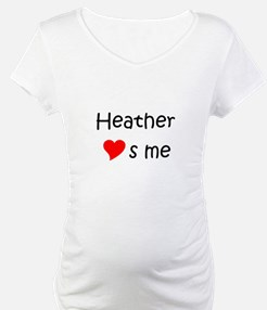 Funny Heather Shirt