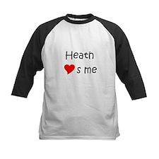 Unique Heath heart Tee