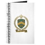CORDEAU Family Crest Journal