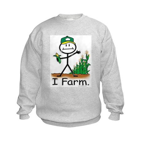 BusyBodies Farmer Kids Sweatshirt