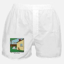 Dog Trap Boxer Shorts