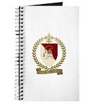 CORDON Family Crest Journal