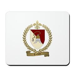 CORDON Family Crest Mousepad