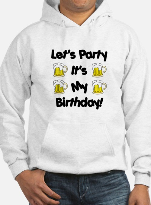 Let's Party! Hoodie