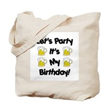 Let's Party! Tote Bag