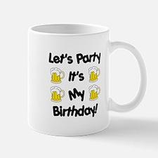 Let's Party! Mug