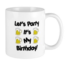 Let's Party! Mug